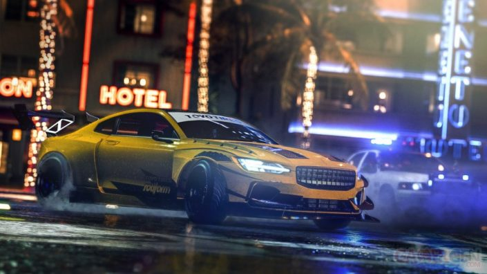 Need for Speed Heat: Downloadgröße des Rennspiels bekannt