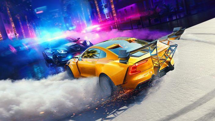 Need for Speed Heat: Der Soundtrack beinhaltet urbane und elektronische Einflüsse