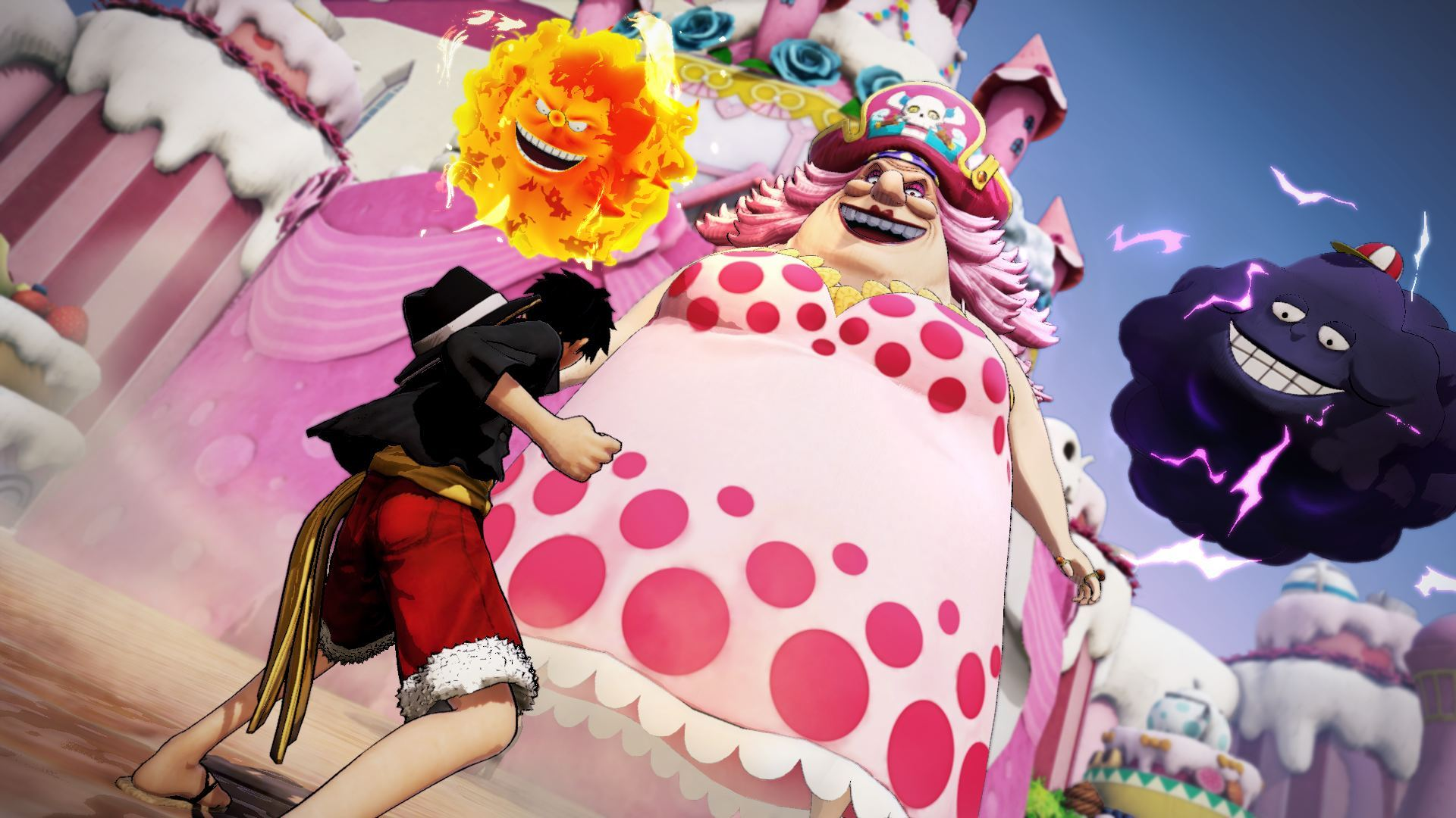 One Piece Pirate Warriors 4 GC19 Screenshot (2)