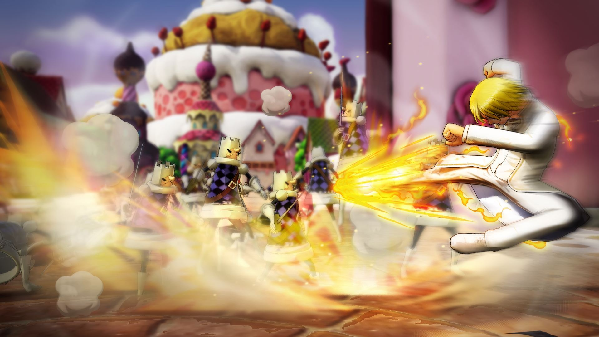 One Piece Pirate Warriors 4 GC19 Screenshot (3)