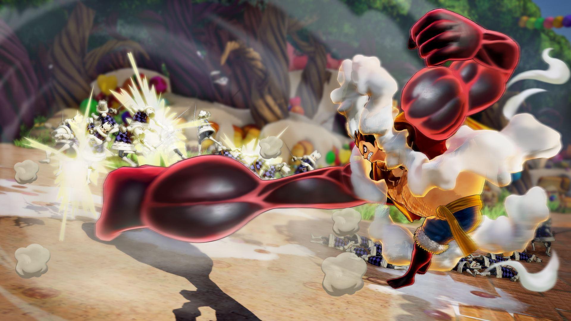 One Piece Pirate Warriors 4 GC19 Screenshot (4)