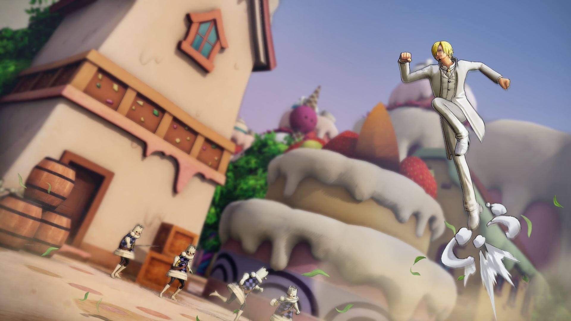 One Piece Pirate Warriors 4 GC19 Screenshot (5)