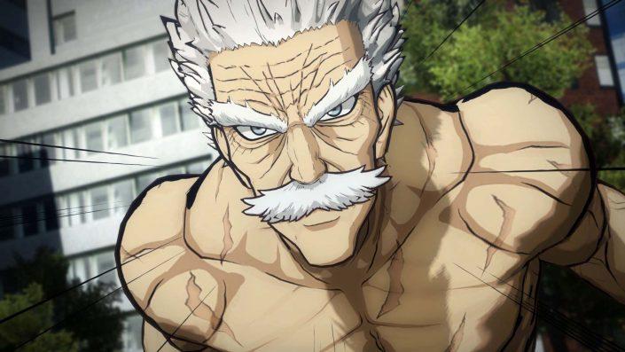 One Punch Man: Neuer Trailer zum Free-Battle-Modus und weitere Charaktere bestätigt