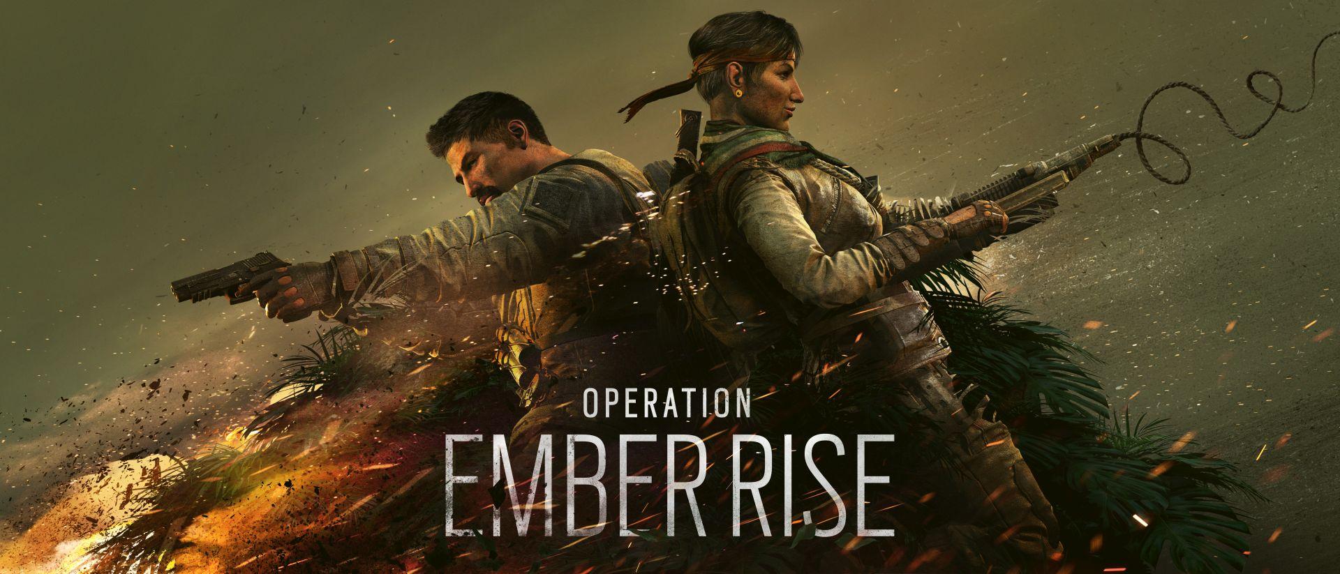 """Rainbow Six Siege: """"Operation Ember Rise"""" bringt diverse Anpassungen mit sich"""
