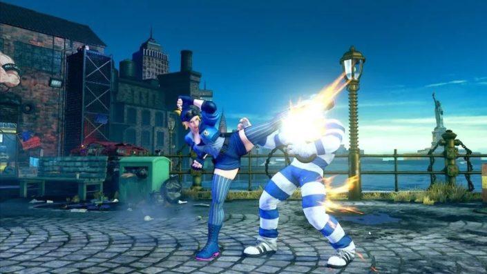 Street Fighter 5 Champion Edition: Vier neue Charaktere vorgestellt