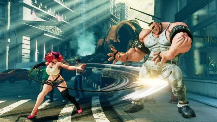 Street Fighter 5 Champion Edition: Zweiwöchige Gratis-Trial angekündigt – Start in Kürze