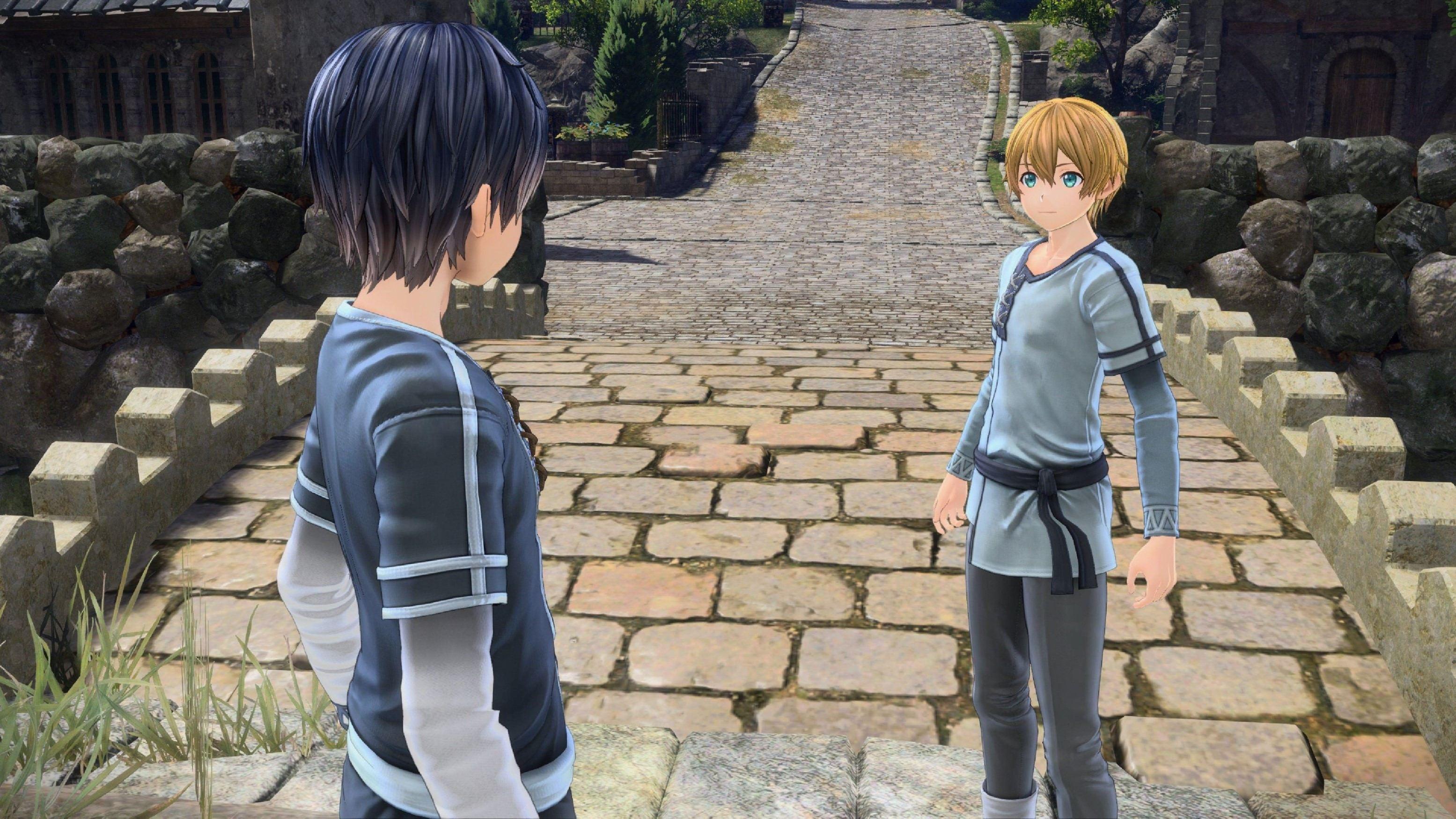 Sword Art Online Alicization Lycoris (3)