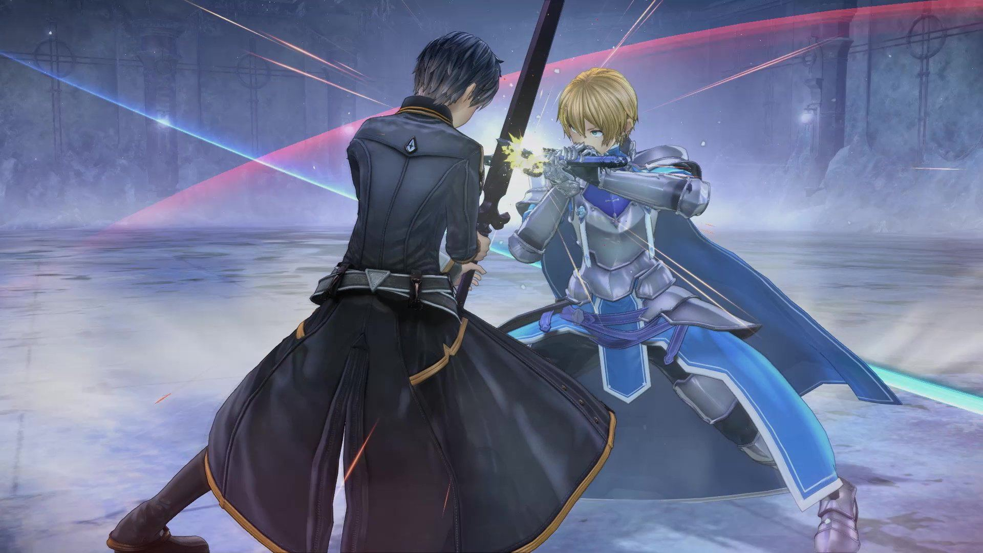 Sword Art Online Alicization Lycoris (8)