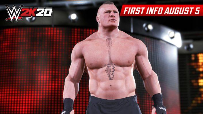 WWE 2K20: Erster Trailer und Termin geleakt