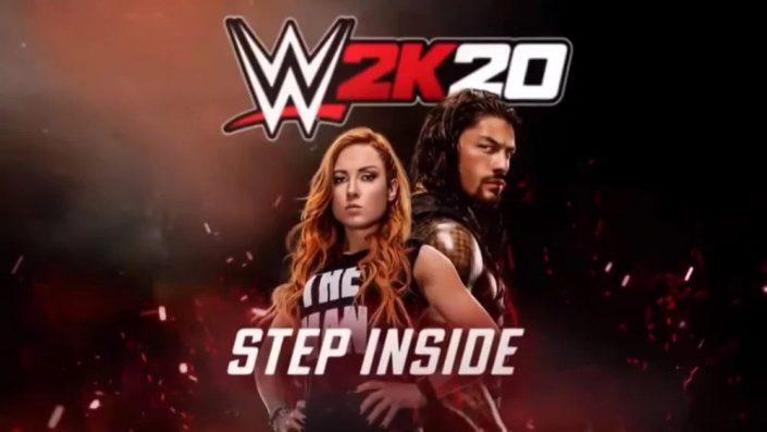 WWE 2K20: Wer mischt mit? Die enthaltenen Superstars in der Übersicht