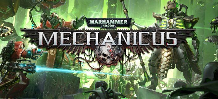 Warhammer 40.000 Mechanicus: Runden-Strategie für die Konsolen veröffentlicht – Trailer