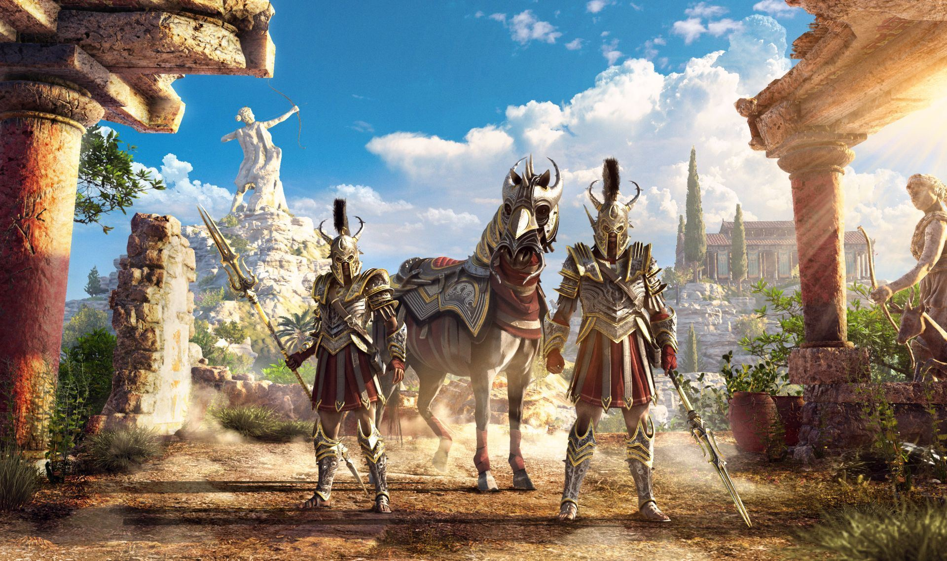 Assassin's Creed Odyssey Myrmidon_Character_Pack