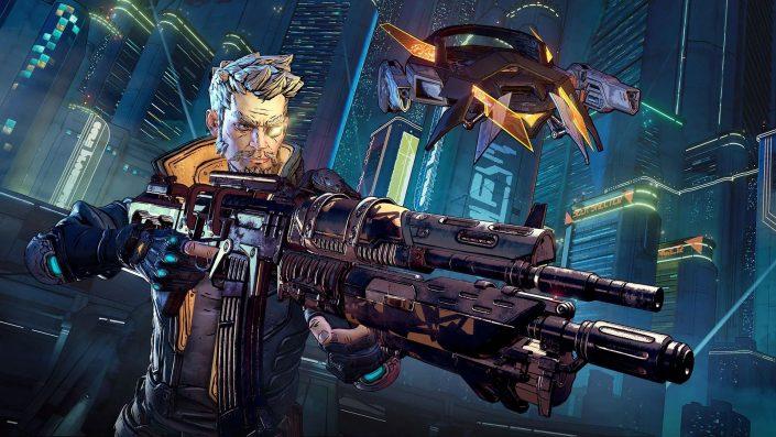 """Borderlands 3: """"Großes Update"""" mit Änderungen für Vault Hunters und Mayhem Mode"""