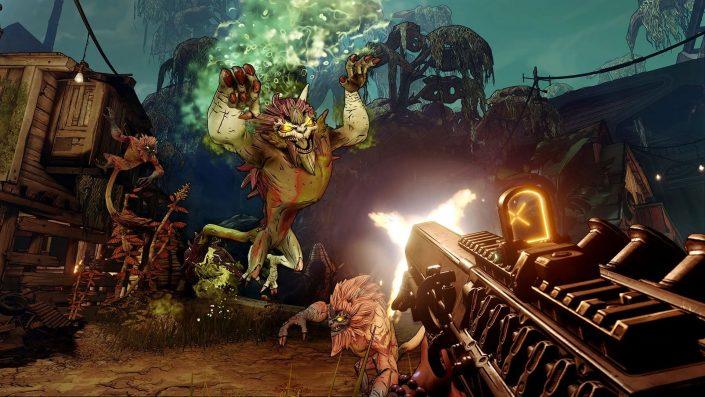 Borderlands 3: Gearbox kündigt mehrwöchige Jubiläumsfeier an – Neues Update mit weiteren Verbesserungen veröffentlicht
