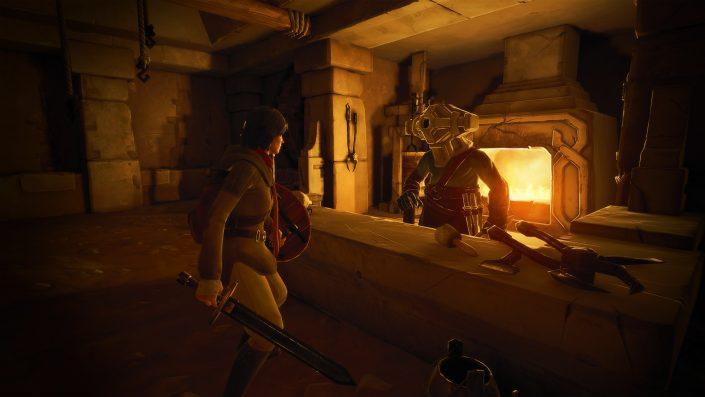 Chronos before the Ashes: Konsolenversion des VR-Rollenspiels erschienen