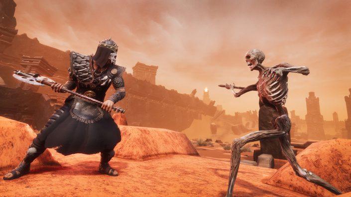 Conan Exiles: Große Ankündigung angedeutet – Neues Add-on oder PS5-Version?