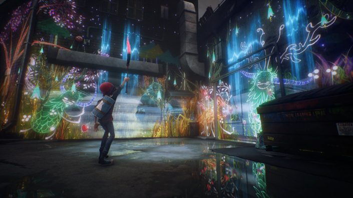 PS5: Concrete Genie-Macher heuern für ein neues Projekt an