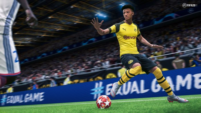 FIFA 20: Update 1.22 veröffentlicht – Changelog mit den Details verfügbar