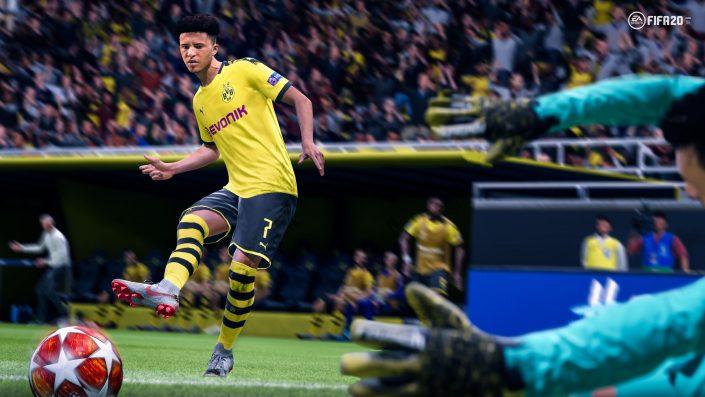 FIFA 20: Demo für PS4 und Xbox One veröffentlicht