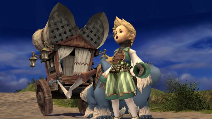Final Fantasy Crystal Chronicles Remastered: Release-Termin und Trailer enthüllt