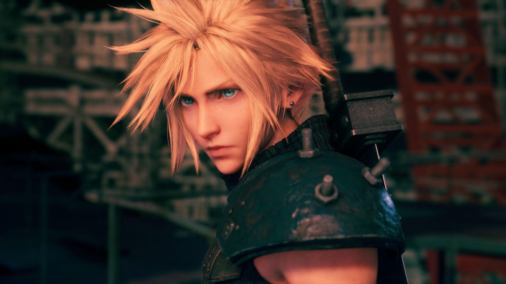 Final Fantasy VII Remake 18_Event_Cloud