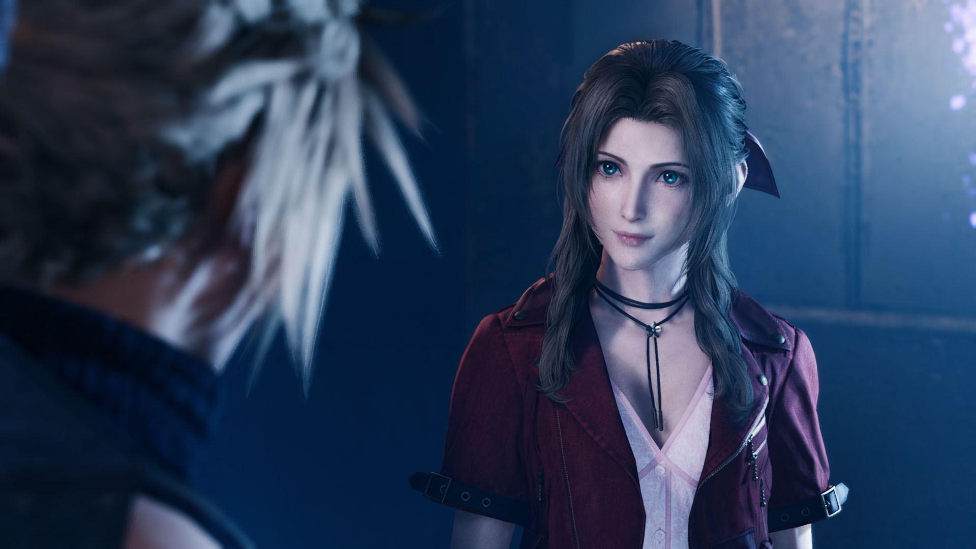 Final Fantasy VII Remake 20_Event_Aerith