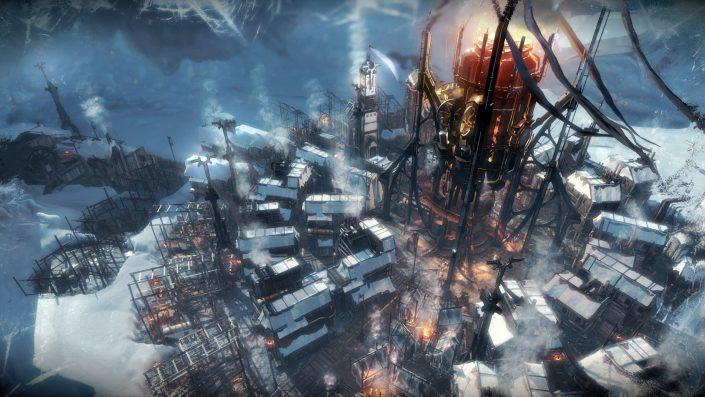 """Frostpunk: Finale Erweiterung """"On the Edge"""" angekündigt – Trailer & Releasezeitraum"""