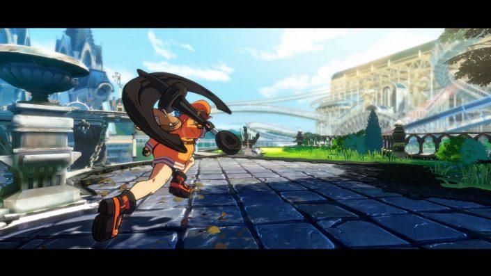 Guilty Gear: Axl Low im neuen Charakter-Trailer vorgestellt