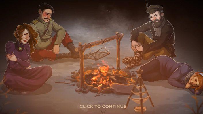 Help will Come Tomorrow: Neues Survival-Abenteuer angekündigt – Trailer & Details