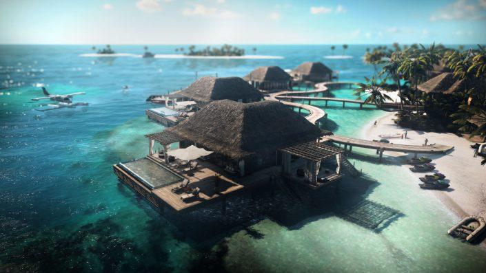 Hitman 2: Neue Sandbox-Umgebung Haven Island vorgestellt – Trailer