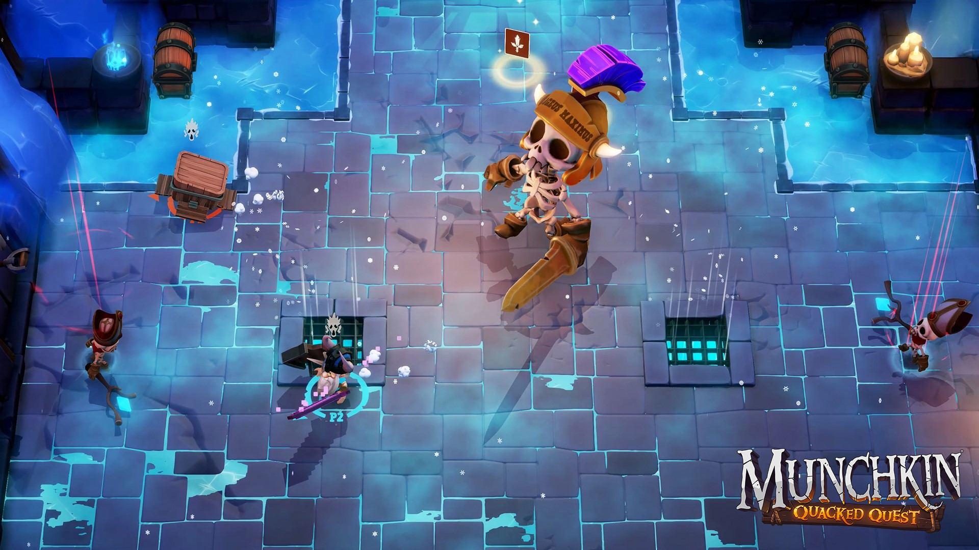 Munchkin Quacked Quest (2)