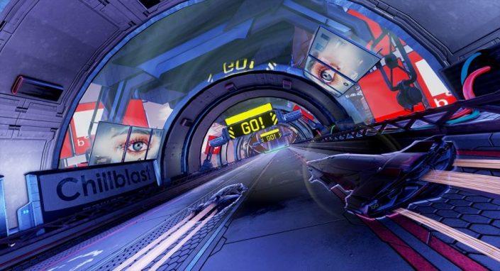 Pacer: Science-Fiction-Racer für die PS4 veröffentlicht – Neuer Trailer