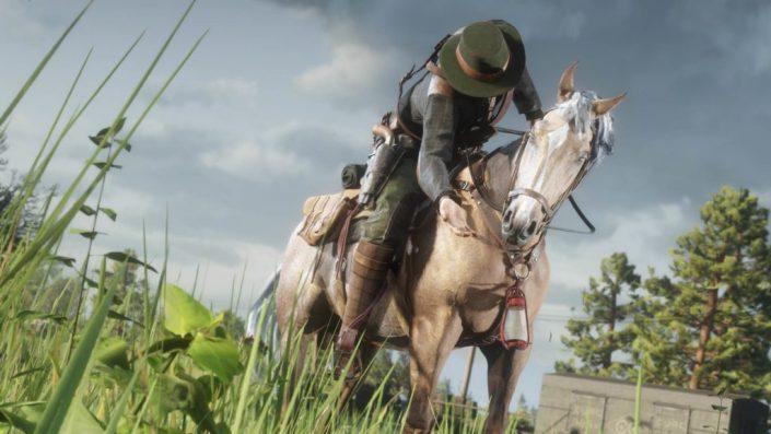 Red Dead Online: Boni fürs Jagen legendärer Tiere, Rabatte & mehr