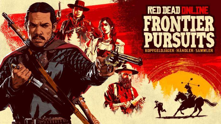 Red Dead Online: Frontier Pursuits-Update jetzt mit neuen Tätigkeiten verfügbar und weitere Neuerungen