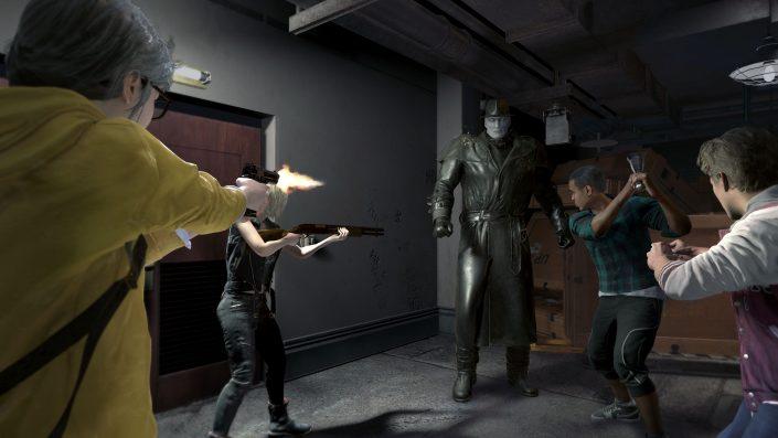 Resident Evil: Closed Beta für Multiplayer-Spiel angekündigt