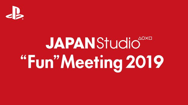 "Sony Japan Studio: ""Fun"" Meeting 2019 für 16. November angekündigt"