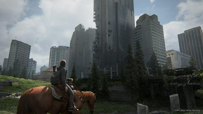 The Last of Us Part 2: Naughty Dog möchte das Wissen über Barrierefreiheit mit anderen Studios teilen