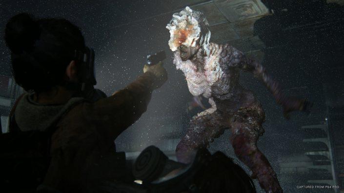 The Last of Us Part 2: Screenshots zeigen beeindruckende Szenen von der PS4 Pro