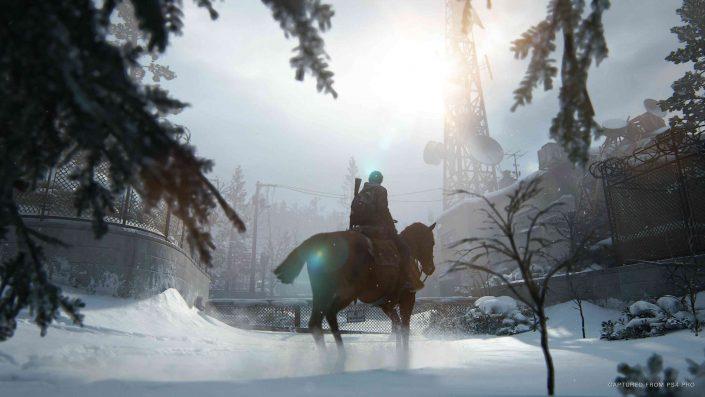 The Last of Us Part 2: PS4 an technische Grenzen gebracht
