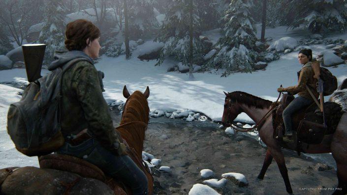 The Last of Us Part 2: Motion Matching sorgt für weichere und natürlichere Bewegungen