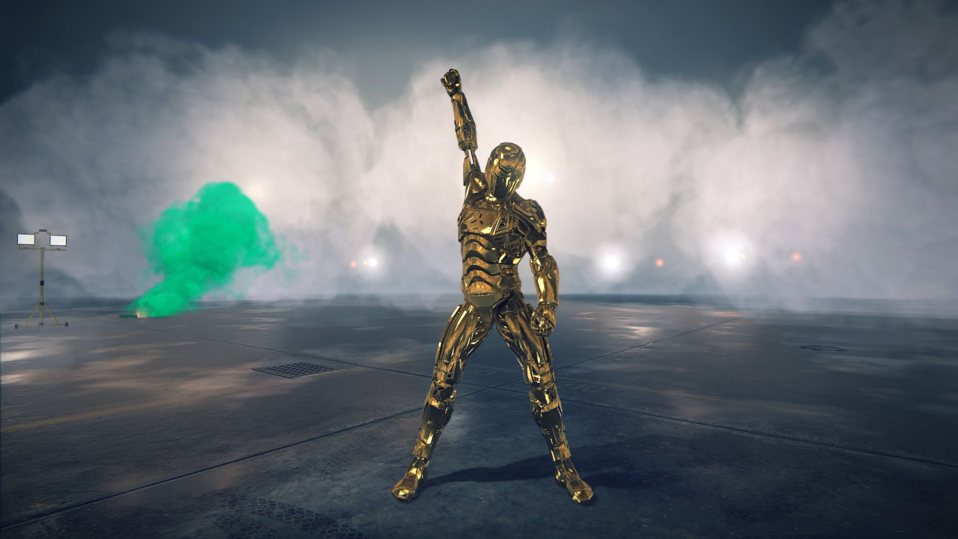Trials Rising_Season_3_Golden_Cyborg_Outfits