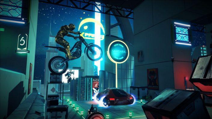 Trials Rising: Crash & Sunburn-DLC veröffentlicht, neue Season gestartet und Halloween-Event angekündigt