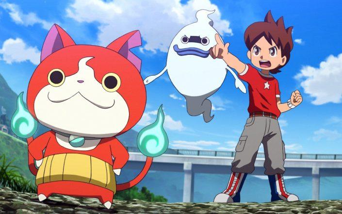 Yo-Kai Watch 4: Rollenspiel mit einem Trailer für die PS4 bestätigt