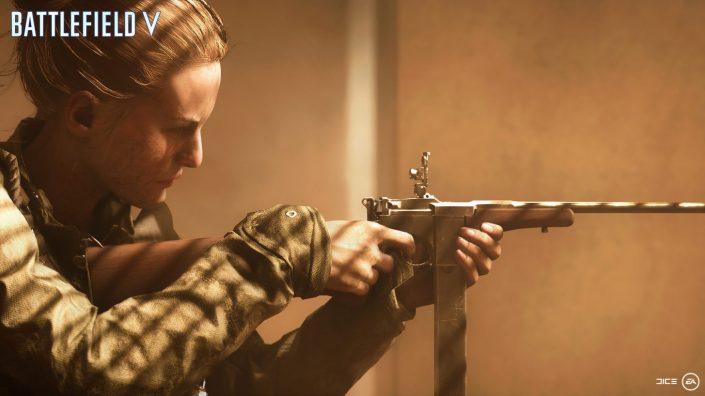 Battlefield 5: Von den Spielern eingefordertes Feature wird umgesetzt