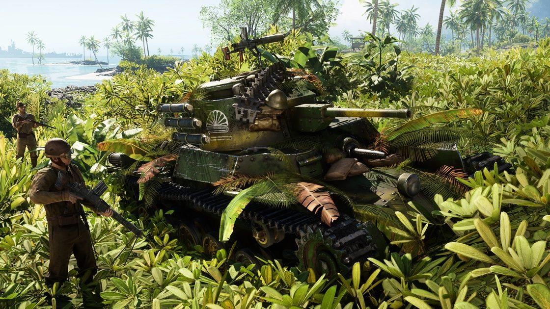 Battlefield 5 Pazifik