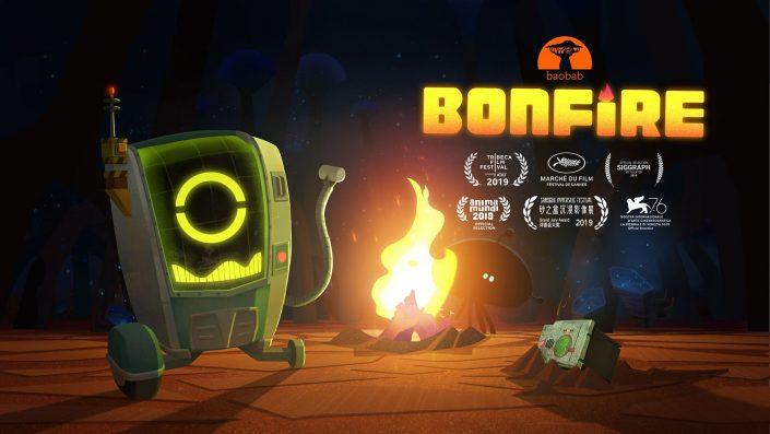 Bonfire: Neuer Trailer zur nahenden PSVR-Veröffentlichung