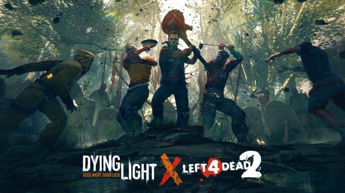 Dying Light: Crossover mit Left 4 Dead 2 angekündigt
