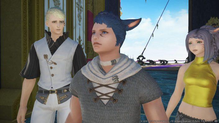 Final Fantasy XIV: Start der PS5-Version und Patch 5.55 veröffentlicht
