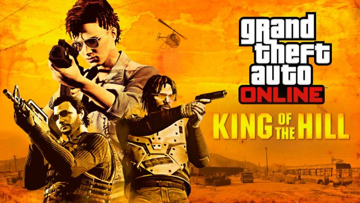 GTA 5 Online: King of the Hill, Ocelot Jugular, Rabatte und mehr in dieser Woche