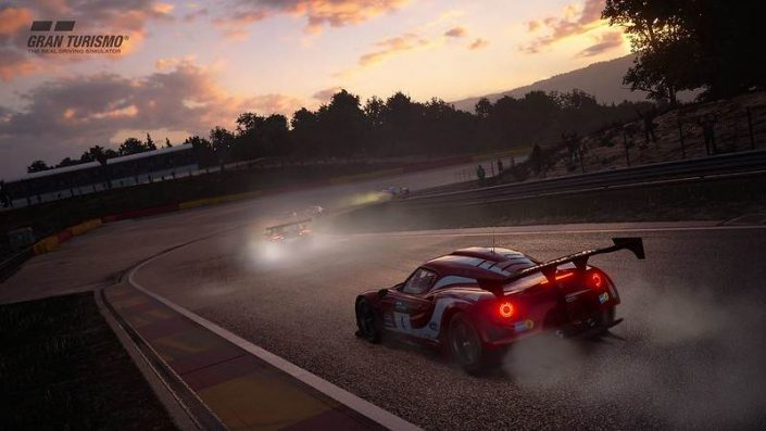 Gran Turismo Sport: Update 1.61 samt Changelog veröffentlicht
